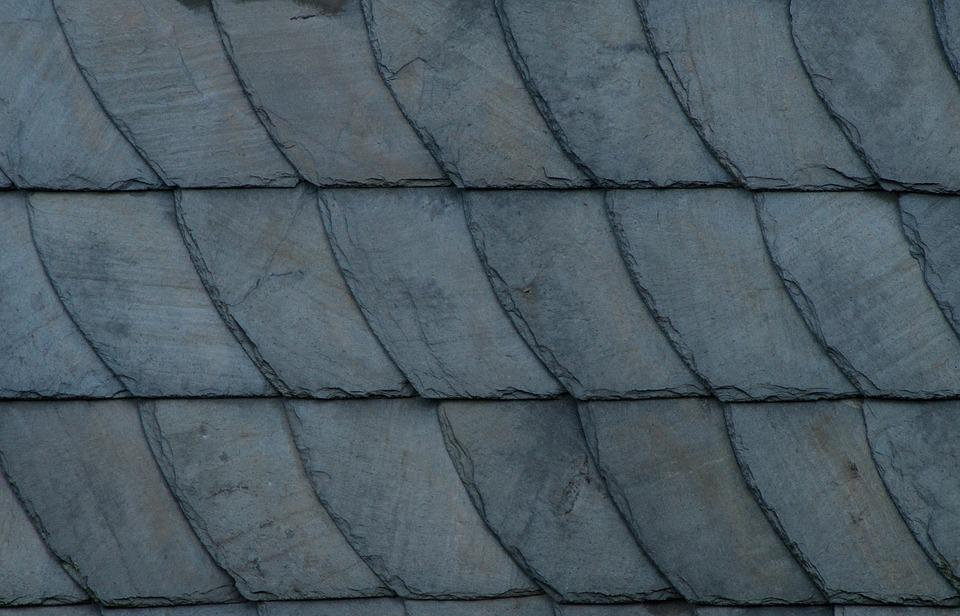 Slate, Slabs, Natural Slate, Roofing, Structure, Roof