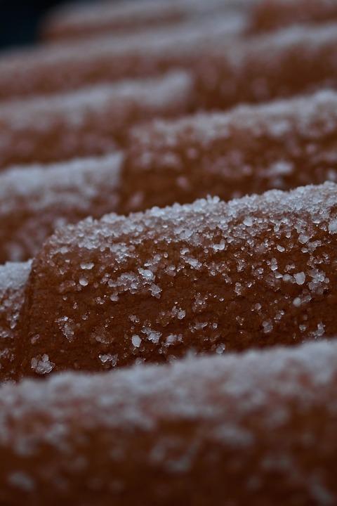Texas, Snow, Roof