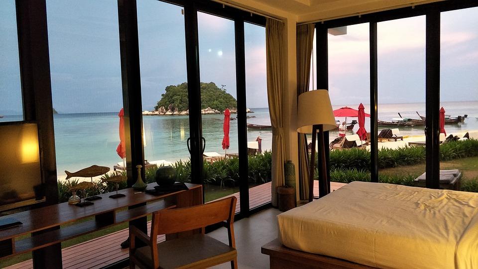 Room Beach View, Beach View, Room Beach, Thailand Beach
