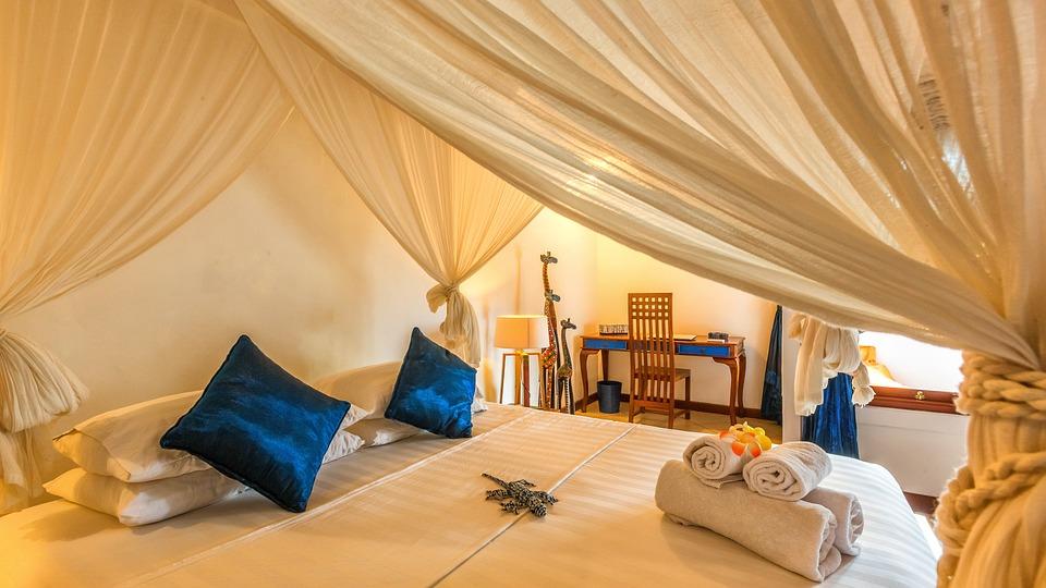 Bedroom, Decor, Bed, Furniture, Home, Room, Interior