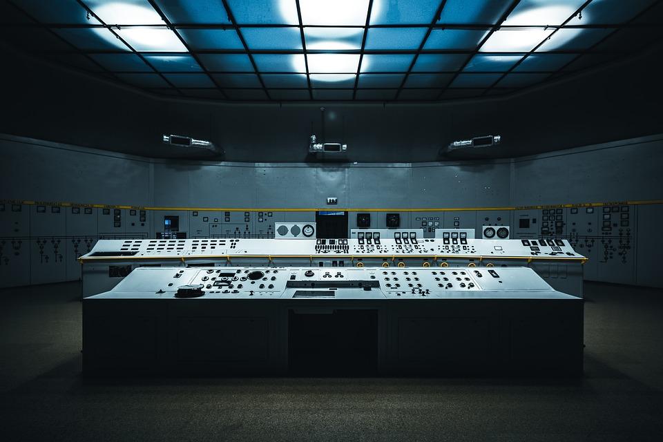 Controls, Indoors, Room, Computer, Control Center