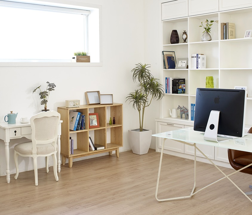 The Sanctum Sanctorum, Desk, Book, Table, Home, Room