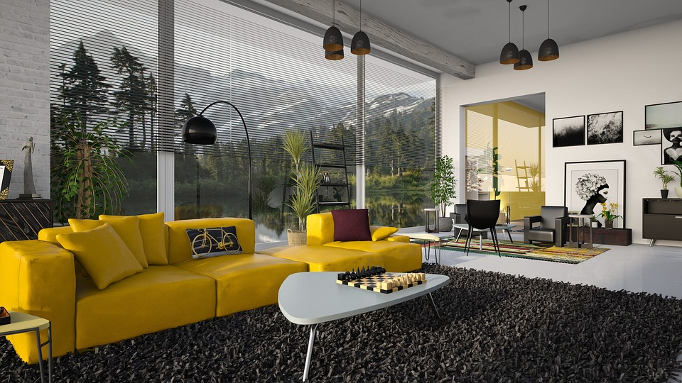 Living-room, Sofa, Couch, Furniture, Room
