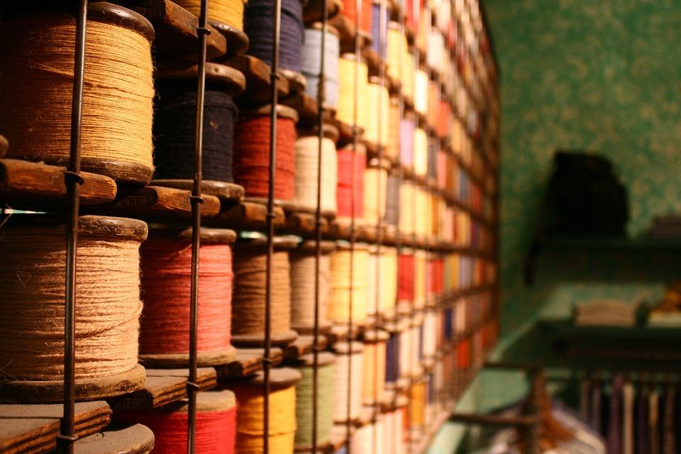 Thread, Rope, Shop, Rocchetti, Details