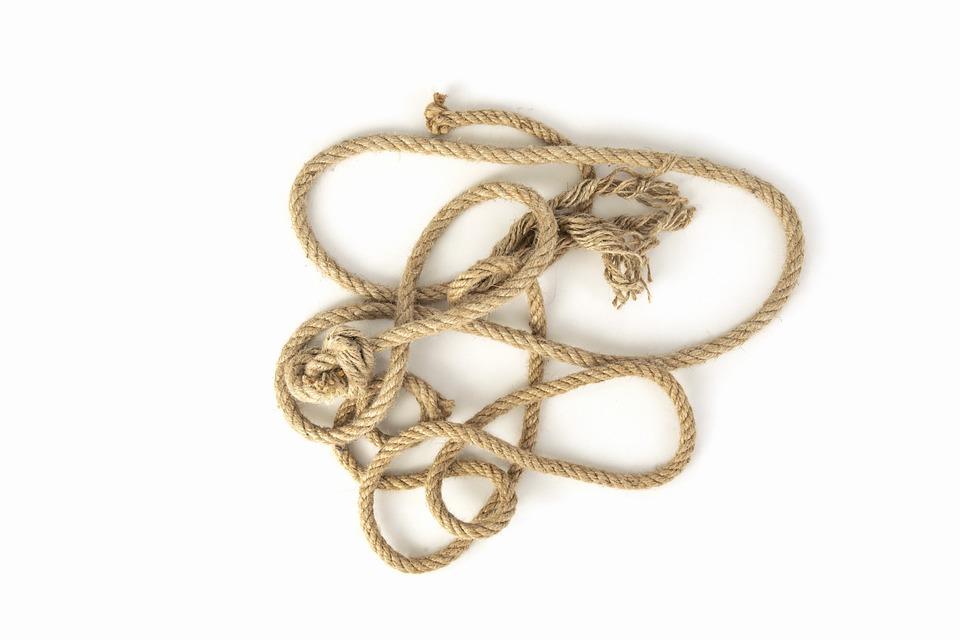 Rope, Climbing, Mountaineer, Node, Ropes, Knitting