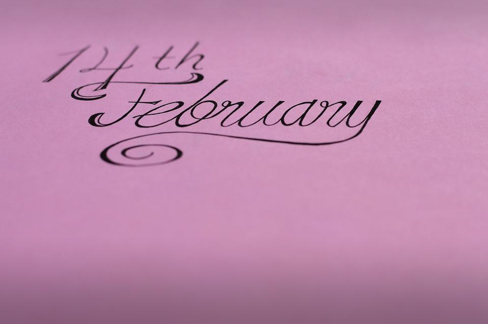 Lyrics, February, Rosa, Love, Letter, Paper, Valentine