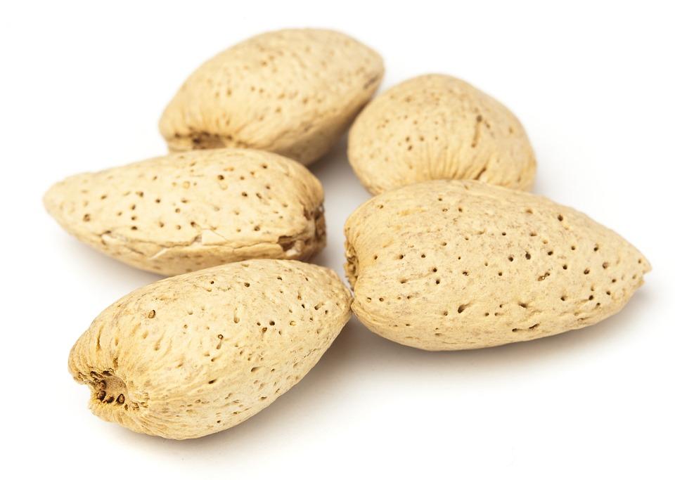 Almonds, Food, Healthy, Almond, Rosacea, Nuts, Eat