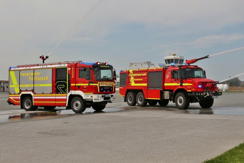 Rosenbauer, Airport Firefighter, Hof-plauen Airport