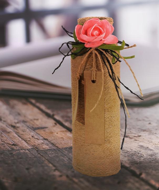 Roses, Crepe Paper, Crepe Flower, Art, Paper, Flowers