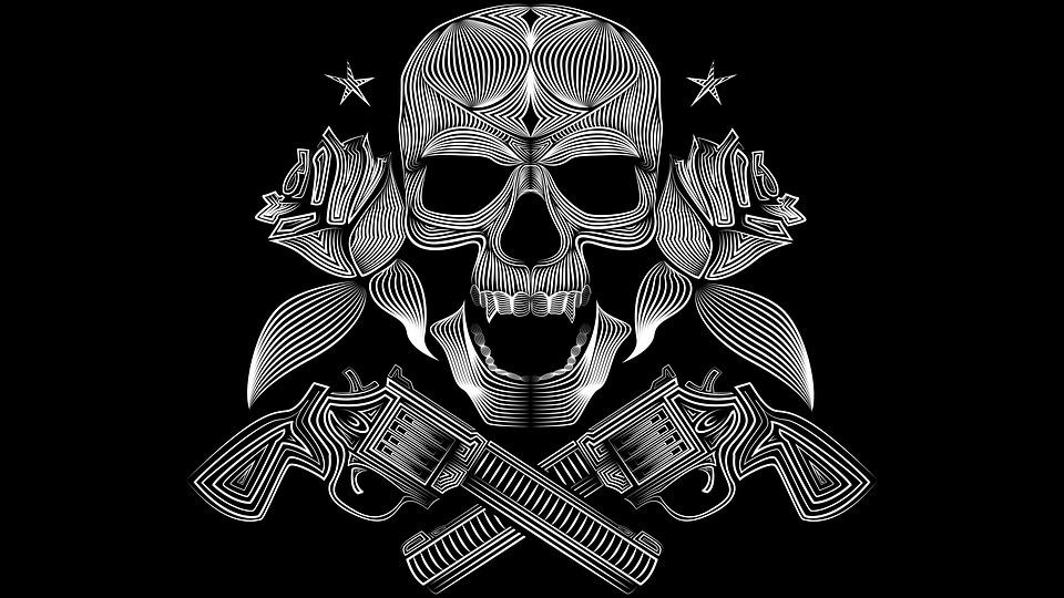 Metal Fashion Design Logos