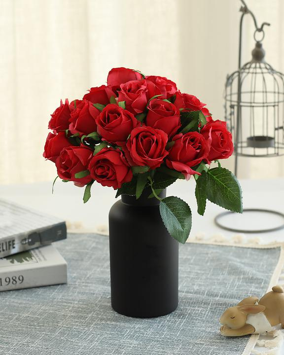 Roses, Valentine's Day, Love, Wedding, Romantic, Flower