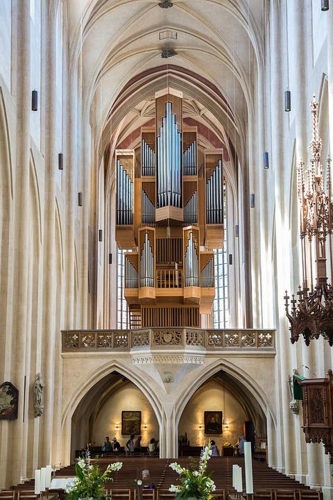 Rothenburg Of The Deaf, Rothenburg, St Jacob