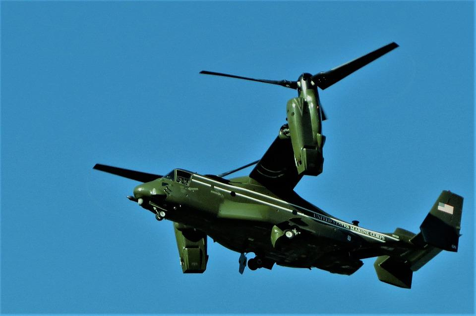 Helicopter, Rotor, Aircraft, Fly, Flight, Rotors