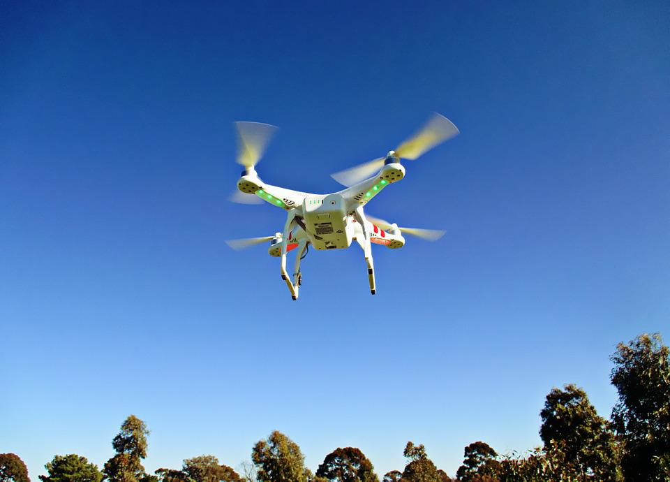 Drone, Rotorcraft, Remote, Aerial, Control, Technology