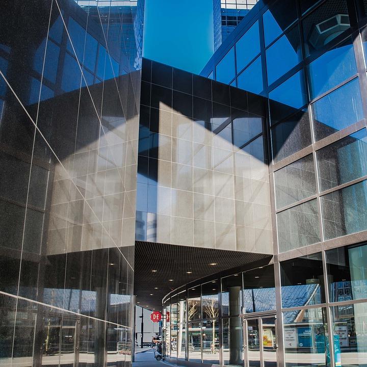Rotterdam, Building, Douwe Egbert, Architecture