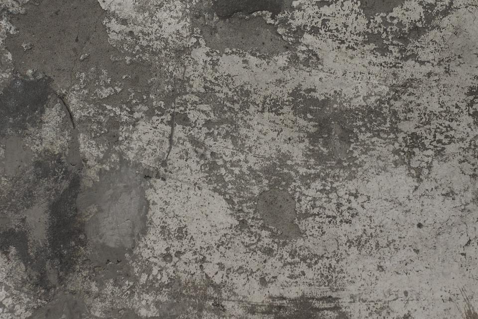 Material, Concrete Floor, Rough, Crack