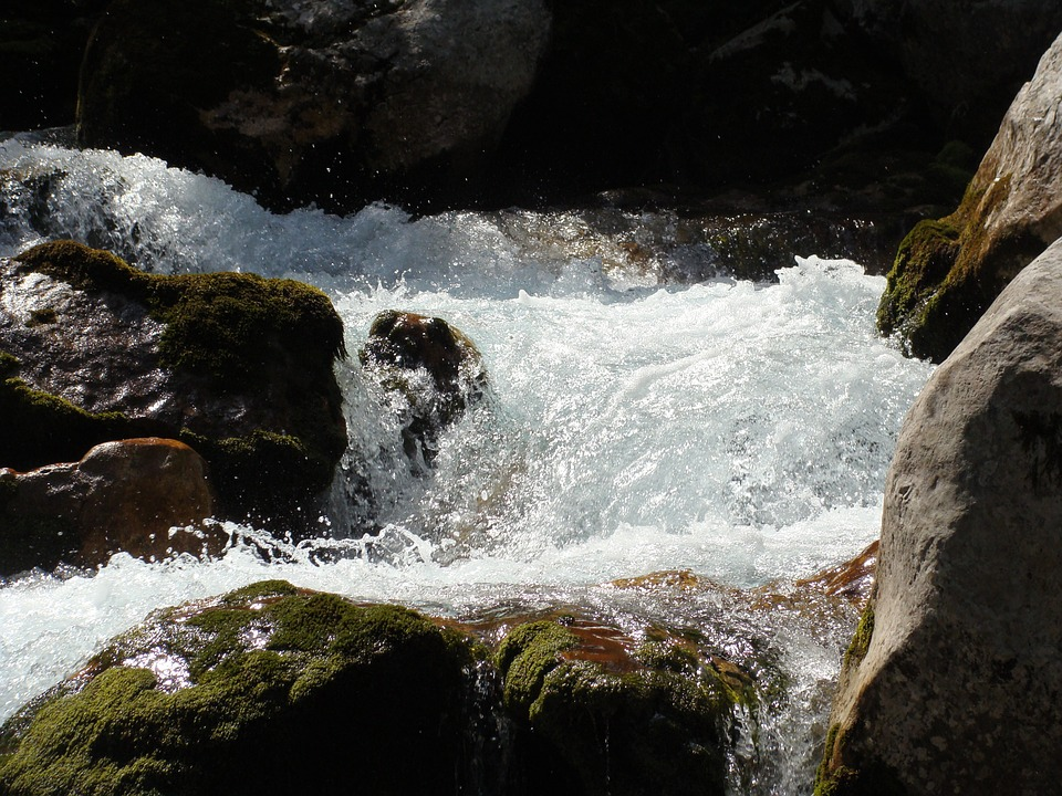Rough River, Water, Flow, River Krajcrica
