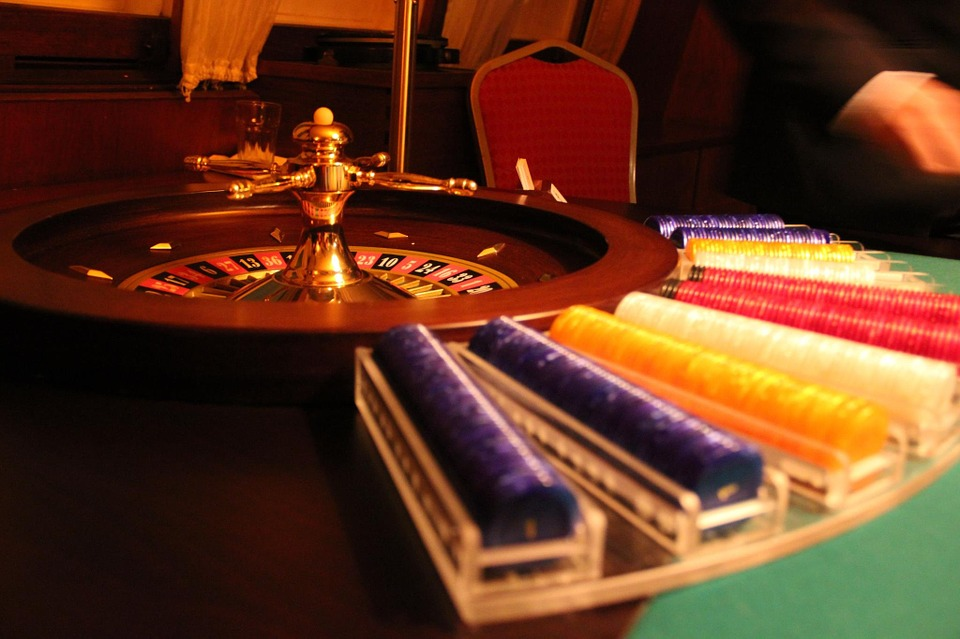 Roulette, Casino, Play, Game Bank, Gambling, Chips