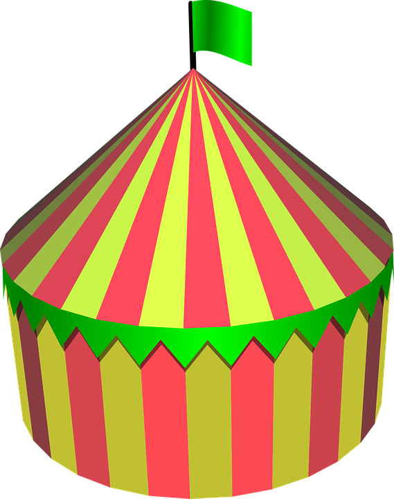 Circus Tent Circus Tent Round Colorful Festival  sc 1 st  Max Pixel - FreeGreatPicture.com & Free photo Round Circus Tent Colorful Festival Circus Tent - Max Pixel