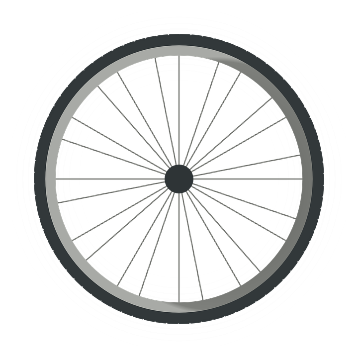 Wheel, Tire, Bicycle, Round, Bike