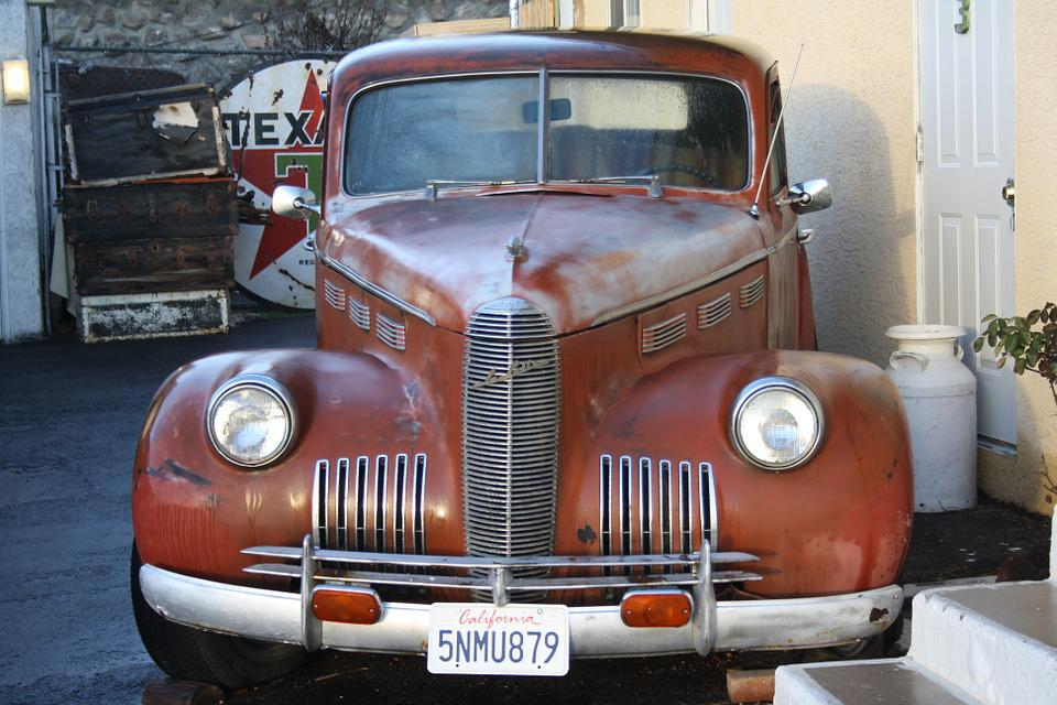 Barstow, California, Route 66, Oldtimer