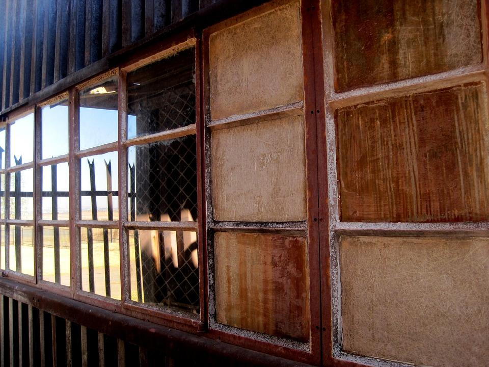 Window, Row Of Windows, Opaque Panes