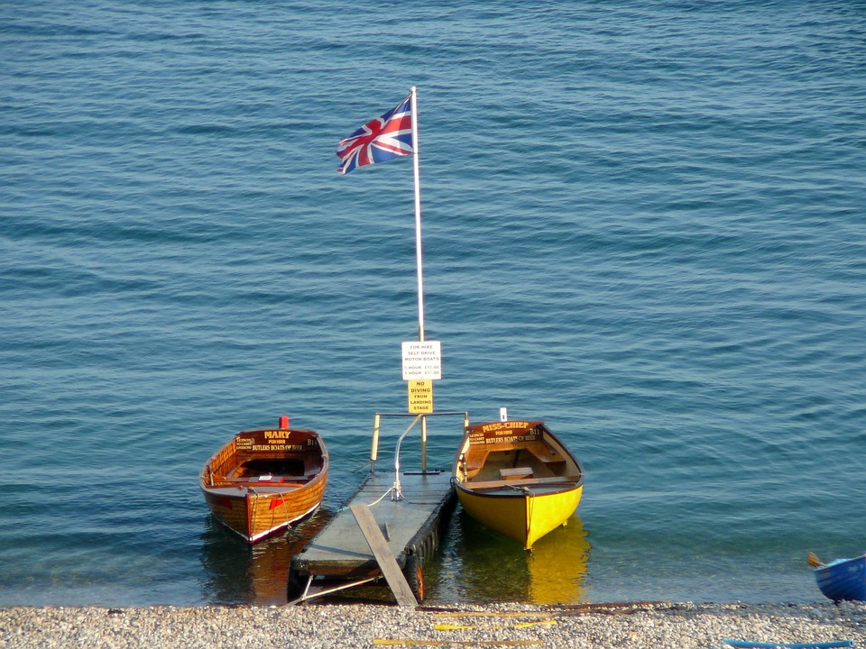 Boot, Rowing Boat, Powerboat, Coast, Boats, Barges