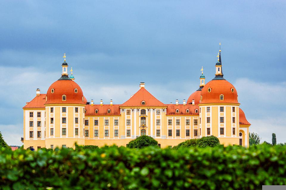 Castle, Architecture, Building, Royal, Royalty