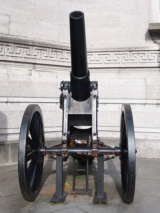 Artillery, Royal, Museum, Armed Forces, Cannon, Weapon