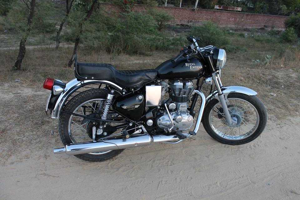 Bullet, Electra, Royal Enfield, Patiala, Punjab