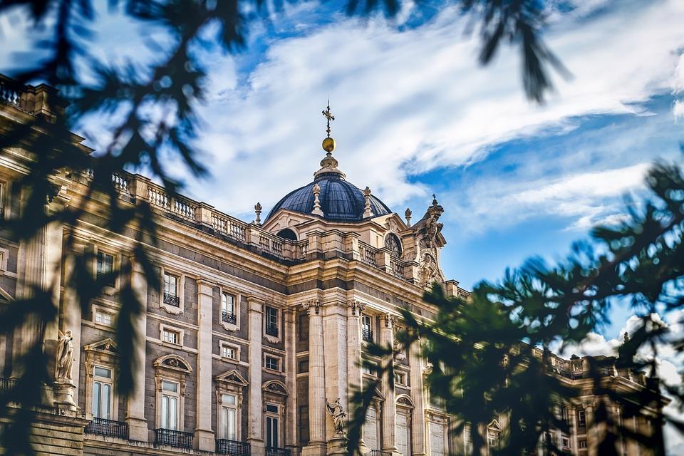 Royal Palace, Madrid, Palace, Royal, Spain