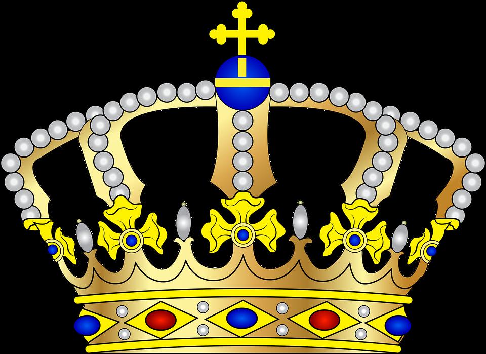 Crown, Vector, Princess, Royal, Royalty, Queen