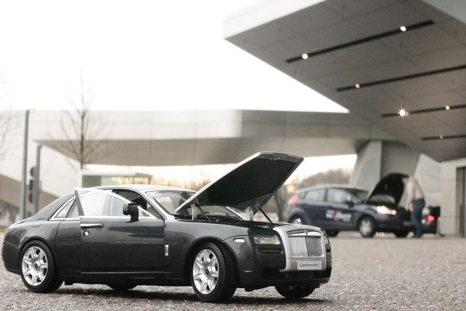 Rolls Royce, Car, Rolls, Royce, Luxury, Transport