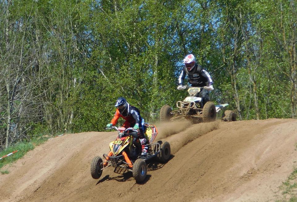 Rügen, Quad, Rugard, Motorsport