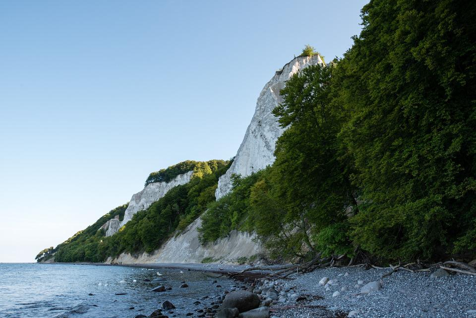 White Cliffs, Rügen, Beach, Baltic Sea, Island, Germany