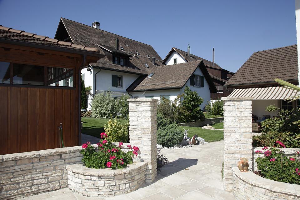 Renovated Home, Rümlang, Village, Hof, Manor, Home
