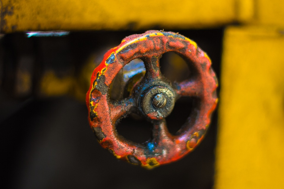 Knob, Yellow-orange Knob, Rugged