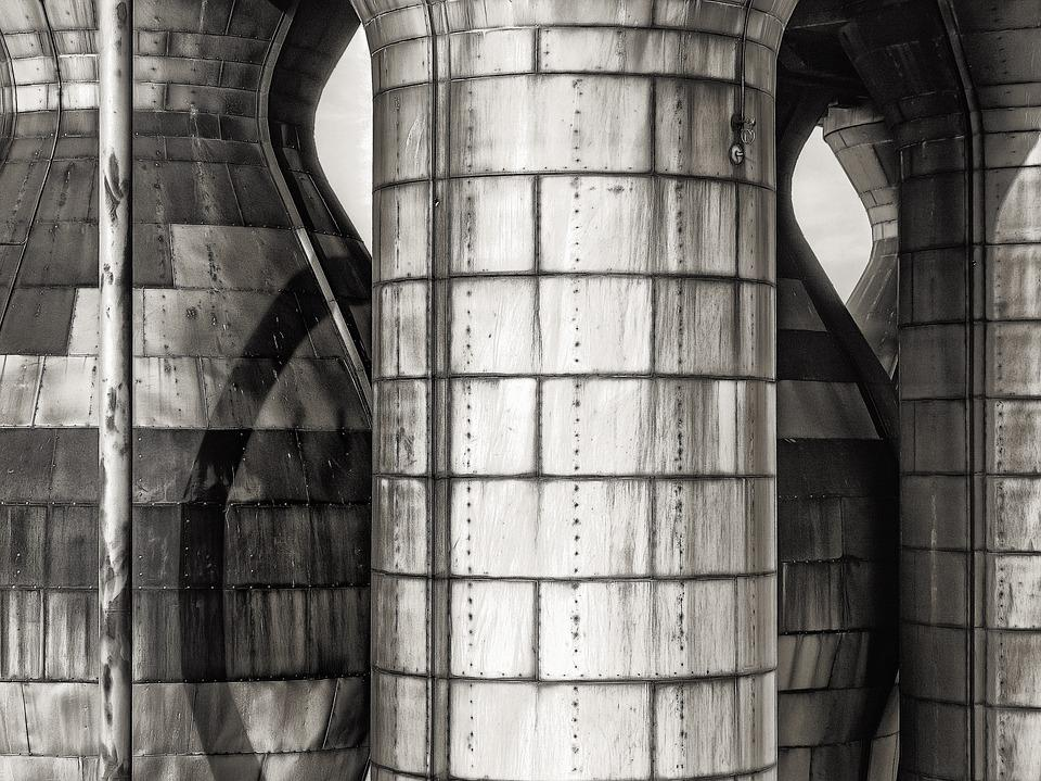 Blast Furnace, Industry, Ruhr Area