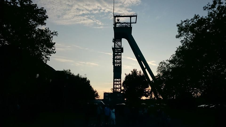 Ruhr Area, Shaft, Places Of Interest
