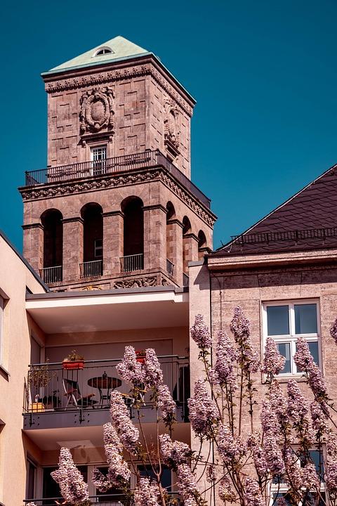 Town Hall, Mülheim, Ruhr, Architecture, Building