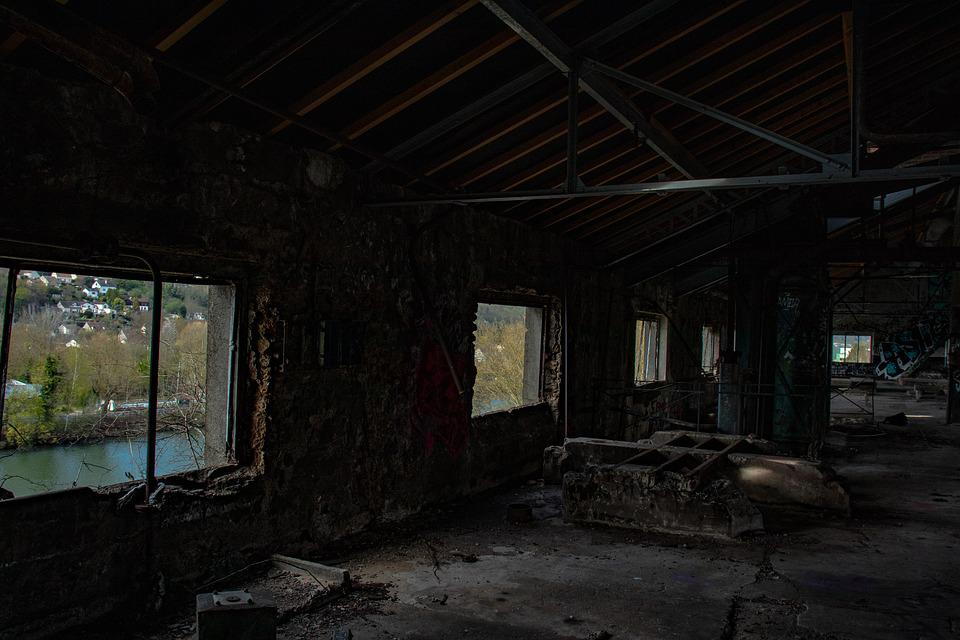 Abandoned, Exploration, Urbex, Old, Ruined, Ruin
