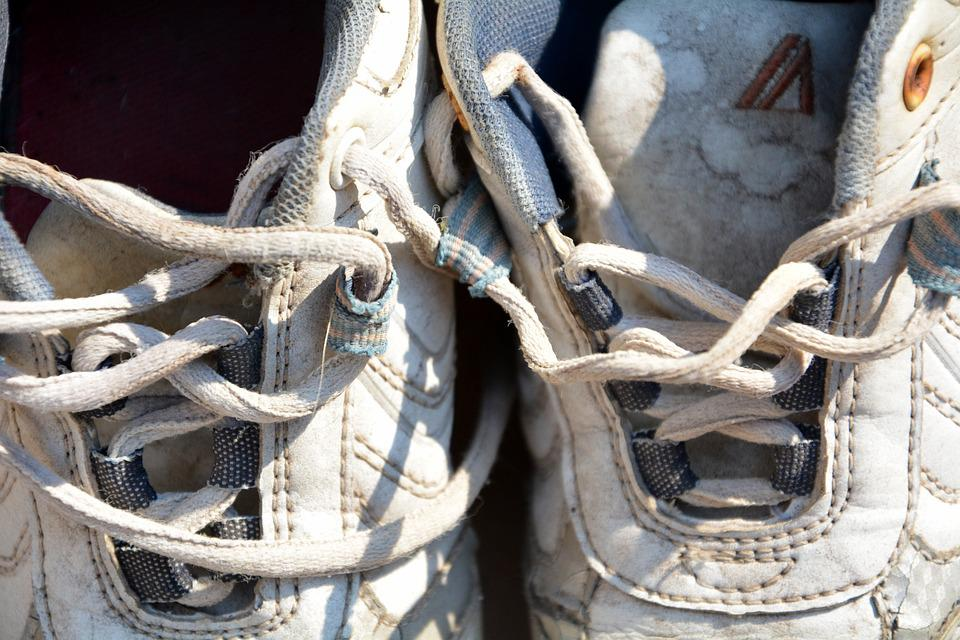 Shoe Laces, Ruined, Sneakers