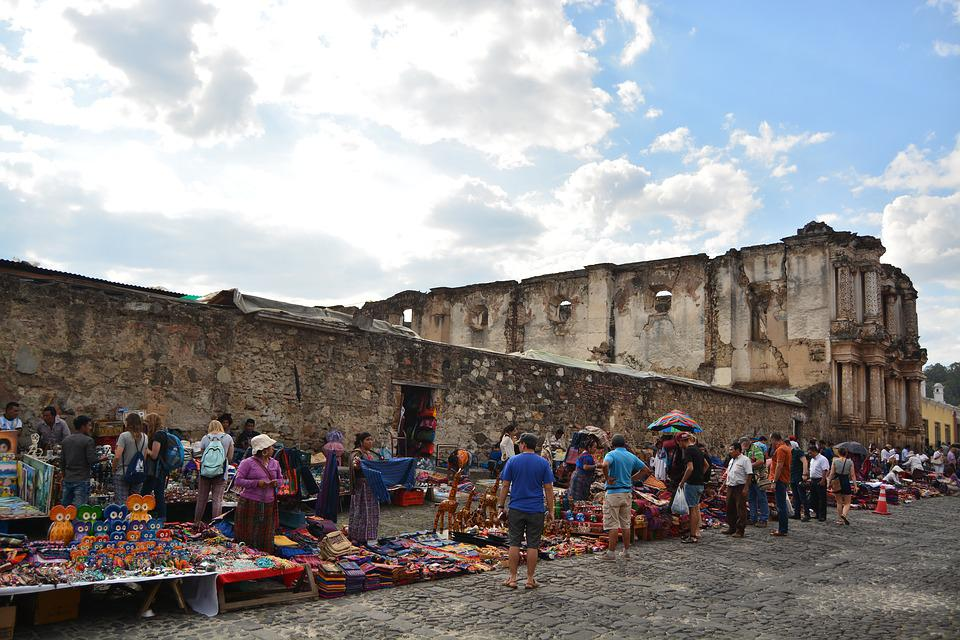 Antigua Guatemala, Ruins, Guatemala, Relic