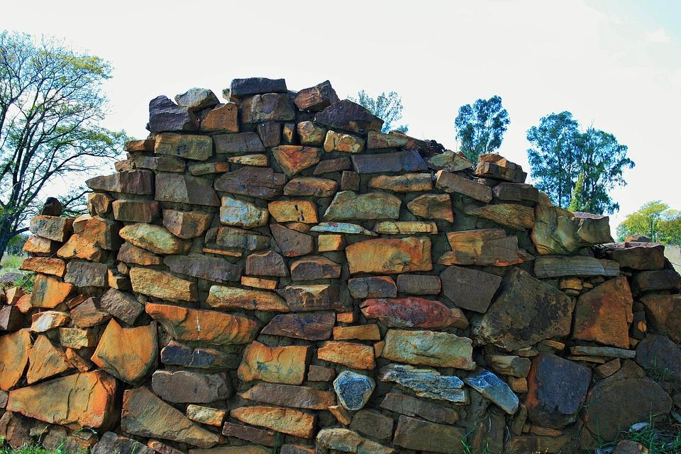 Ruins, Pretoria, Stones, Walls, Crumbling
