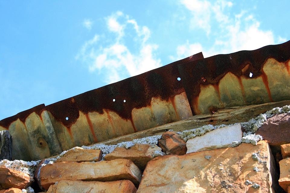 Ruins, Pretoria, Building, Stones, Walls, Crumbling