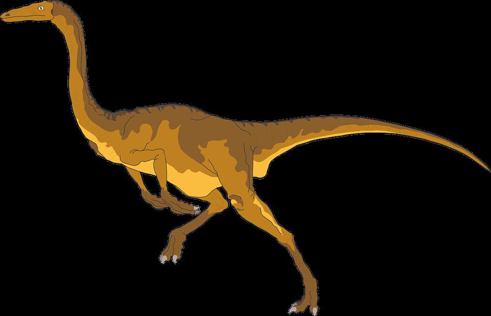 Running, Dinosaur, Creature, Reptile, Ancient
