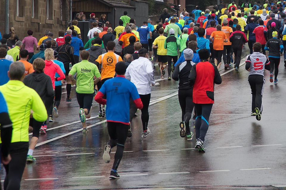 Running, Sport, Fit, Fun Run, Jog