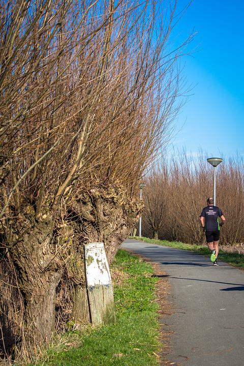Running, Nature, Sports, Outdoor, People, Speed, Motion