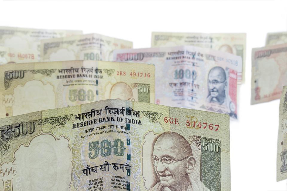 Money, Moneycity, 500, 1000, Rupees, Notes, Cash