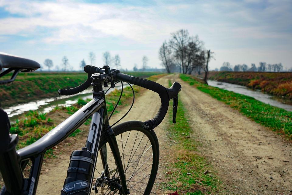 Gravel, Bike Gravel, Pathway, Dirt Road, Rural